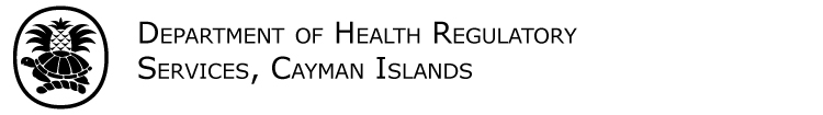 Department of Health Regulatory Services